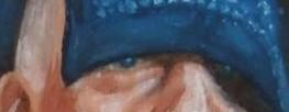 H ojos pintados por V